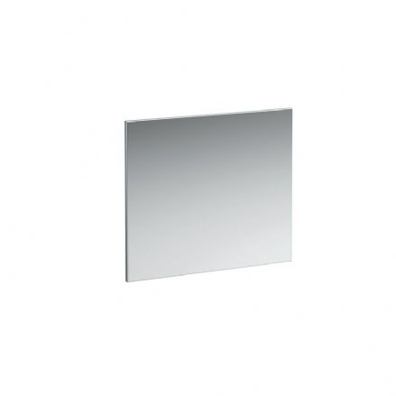 447404 - Laufen Frame 25 800mm x 700mm Mirror with Aluminium Frame - 4.4740.4